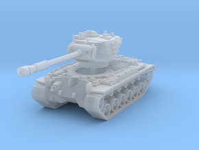 M46 Patton 1/220 in Smooth Fine Detail Plastic