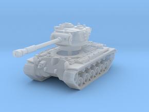 M46 Patton 1/220 in Smooth Fine Detail Plastic