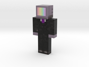 Shadow_space28   Minecraft toy in Natural Full Color Sandstone