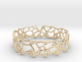 Bangle - Rooted Collection in 14K Yellow Gold