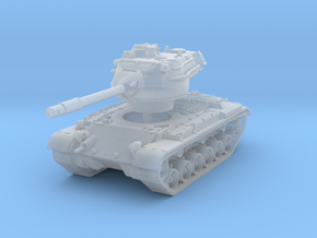 M47 Patton 1/120 in Smooth Fine Detail Plastic