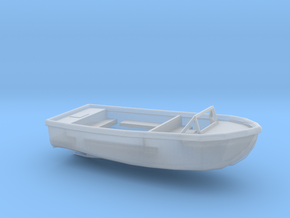 1/128 Scale 24 ft Plane Personnel Boat Mk5 USN in Smooth Fine Detail Plastic