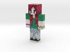 Poizon_Kitty | Minecraft toy in Natural Full Color Sandstone