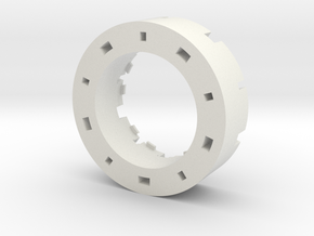 Standard SCW NPXL Holder  in White Natural Versatile Plastic