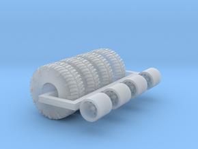 1/64 39.5 x 18 x 15 tsl swamper x 4 in Smooth Fine Detail Plastic