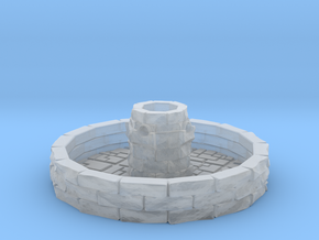 Water Fountain 1/48 in Smooth Fine Detail Plastic