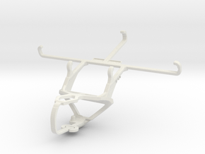 Controller mount for PS3 & Realme XT in White Natural Versatile Plastic