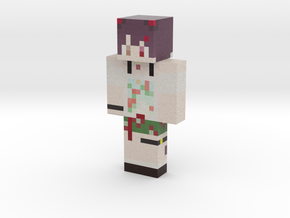 inui_toko | Minecraft toy in Natural Full Color Sandstone