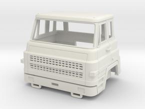 Dodge Barreiros C-38 1:50 in White Natural Versatile Plastic