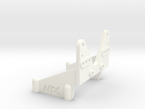 NIX92004 in White Strong & Flexible Polished