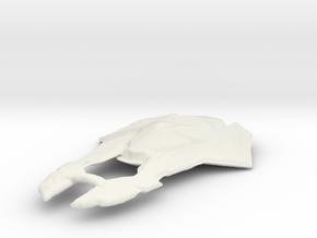 Xindi Primate Cruiser in White Natural Versatile Plastic