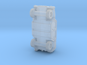 Iveco LMV in Smoothest Fine Detail Plastic: 1:160 - N