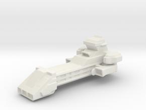 USAF Prometheus in White Natural Versatile Plastic