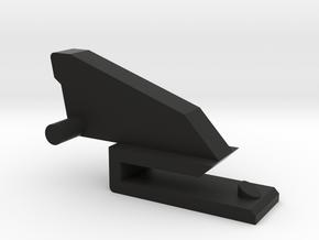 Thorens Upper Hinge L/R in Black Natural Versatile Plastic