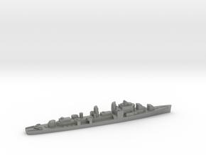 USS Bristol destroyer 1944 1:2400 WW2 in Gray PA12