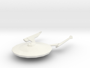 Ranger class in White Natural Versatile Plastic