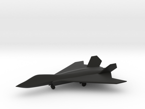 BAE Systems Tempest (w/Landing Gear) in Black Natural Versatile Plastic