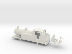 LBSCR E5-X - Lbsc body in White Natural Versatile Plastic
