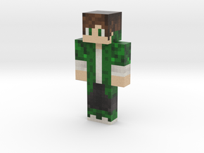 BlackHatter | Minecraft toy in Natural Full Color Sandstone