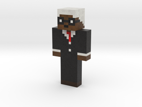 Bneton | Minecraft toy in Natural Full Color Sandstone