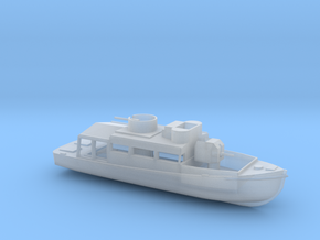 1/192 Scale Patrol Boat in Smooth Fine Detail Plastic