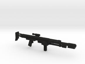 T-7 Ion Disruptor in Black Premium Versatile Plastic