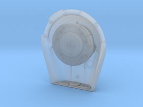 1/350 TUC Refit Bridge Interior/Exterior Set in Smooth Fine Detail Plastic