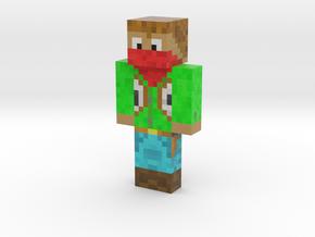 PrimeAvenger   Minecraft toy in Natural Full Color Sandstone