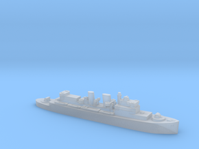 HMCS Prince David LSI M 1:2400 WW2 in Smoothest Fine Detail Plastic