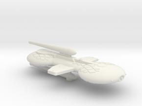 3125 Scale Gorn Epanterias-K+ Strike Cruiser SRZ in White Natural Versatile Plastic