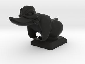 Convoy Duck 1:10 in Black Natural Versatile Plastic: 1:10
