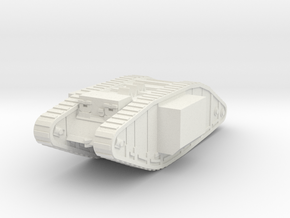 Mark I Supply 1/120 in White Natural Versatile Plastic