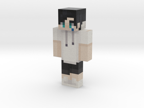 OpsUwU | Minecraft toy in Natural Full Color Sandstone