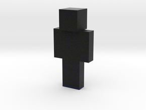 Ops black hoodie | Minecraft toy in Natural Full Color Sandstone