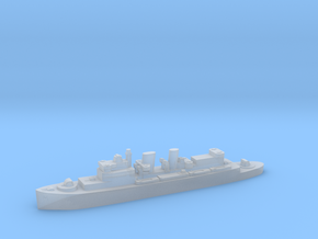 HMCS Prince Henry LSI M 1:1800 WW2 in Smoothest Fine Detail Plastic