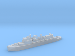 HMCS Prince Henry LSI M 1:2400 WW2 in Smoothest Fine Detail Plastic