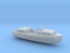 1/144 Scale 40 ft Rescue Boat Mk 1 USN in Smooth Fine Detail Plastic