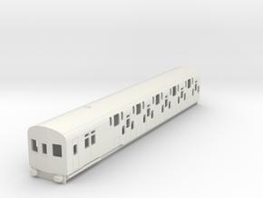 0-76-bulleid-dd-emu-driver-coach in White Natural Versatile Plastic