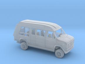 1/87 1984 Chevrolet G Van Conversion Kit in Smooth Fine Detail Plastic