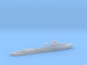 Brazilian Araguari destroyer 1:1800 post WW2 in Smoothest Fine Detail Plastic
