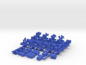 SpaceCorp Custom Order, 01072018-2 in Blue Processed Versatile Plastic