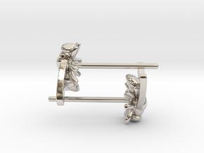 Fly Earring in Platinum