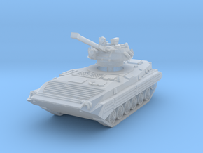 BMP 2 (elevated turret) 1/200 v2 in Smooth Fine Detail Plastic