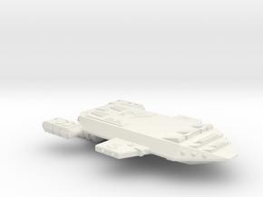 3125 Scale Orion Dreadnought (DN) CVN in White Natural Versatile Plastic
