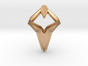 HEART TO HEART Heartronic, Pendant in Natural Bronze