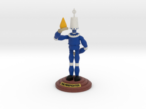 boOpGame Shop - The Firefighter in Natural Full Color Sandstone