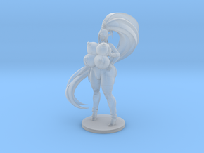Kira Pinup 51mm in Smoothest Fine Detail Plastic