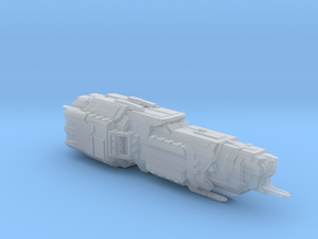 UNCS Cruiser End Of Days, high detail 10.5cm in Smooth Fine Detail Plastic
