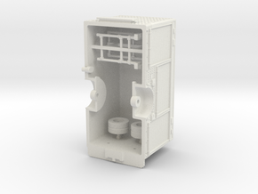 1/87 FDNY Terrastar EMS LSU Body in White Natural Versatile Plastic
