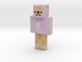 JaxonHarris | Minecraft toy in Natural Full Color Sandstone